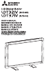 Mitsubishi Electric LDT32IV (BH548) User Manual