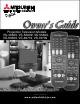 Mitsubishi VS-45609 Owner's Manual