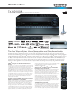 Onkyo TXNR1008 User Manual