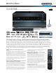 Onkyo TXNR1008 User Manual