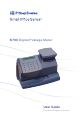 Pitney Bowes K700 User Manual