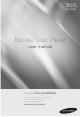 Samsung BD-P1590C User Manual