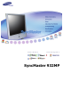 Samsung SYNCMASTER 932MP User Manual