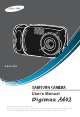 Samsung DIGIMAX A402 User Manual