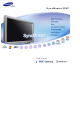 Samsung SyncMaster 320P User Manual