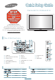 Samsung 800 PN42A450PD User Manual