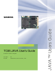 Siemens Java TC65 User Manual