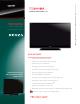 Toshiba 52XV645U Brochure