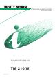 Tricity Bendix TM 210 W Operating & Installation Instructions Manual