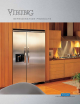 Viking High-Performance Kitchen Brochure & Specs
