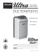 Weil-McLain ULTRA Ultra-105 Installation Manual
