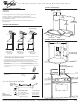 Whirlpool GZ9730XS Specification Sheet