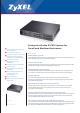 ZyXEL Communications X6004 Hardware User Manual