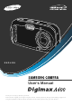 Samsung DIGIMAX A400 User Manual