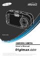 Samsung DIGIMAX A400 User Manual