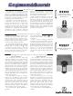 Audio Technica ES945 Specifications