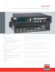 Barco DCS-200 Brochure