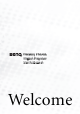 Benq PB6100 User's Manual