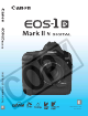 Canon EOS 1D Mark II N Instruction Manual