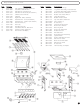 Coleman 9947A726 Replacement Parts List