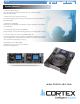 Cortex HDC-3000 Release Note