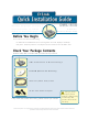 D-link DWL-810 Quick Installation Manual