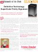 Definitive Technology SuperCube Supplementary Manual