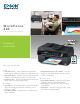 Epson WorkForce 520 Specifications