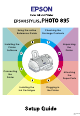 Epson Stylus Photo 895 Setup Manual