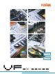 Fostex VF160EX Brochure