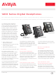 Avaya 1403 Features