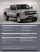 Chevrolet Silverado 2500HD User Manual