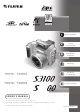 FujiFilm S3100 Owner's Manual