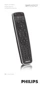 Philips SRP5107/27 User Manual