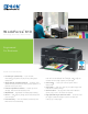 Epson WorkForce 610 Specifications