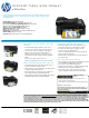 HP Officejet 7500A Specifications