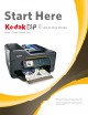 Kodak ESP 9 Start Here Manual