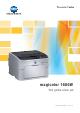 Konica Minolta Magicolor 1600W Brochure