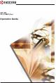 Kyocera FS-1118 Operation Manual