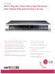 LG LST-3410A Specifications