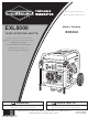 Briggs & Stratton 30244 Operator's Manual