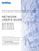 Brother DCP-9010CN Network User's Manual