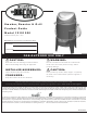 Char-Broil THE BIG EASY 12101550 User Manual