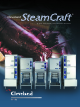 Cleveland SteamCraft 21CET16 Product Manual