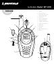Cobra microTALK 600 Parts List