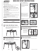 coleman tent setup instructions