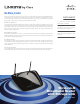 Linksys WRT160NL Specifications