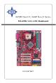 MSI 848P Neo-V User Manual