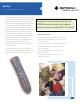 Motorola DRC-800 Brochure