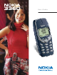 Nokia 3360 User Manual